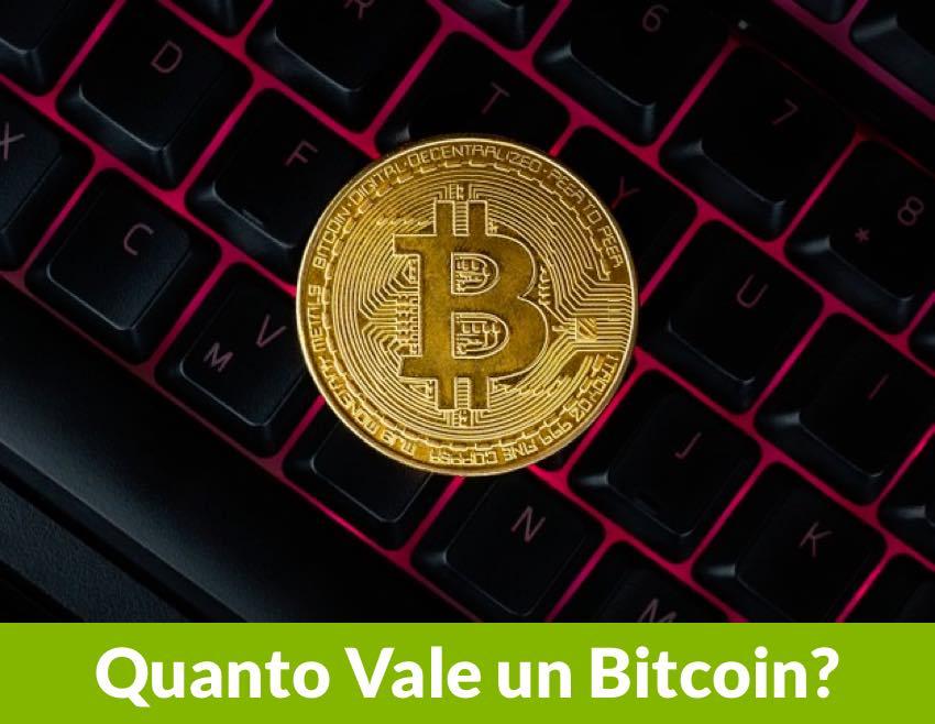 quanto è bitcoin vale oggi